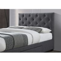 Anise Fabric Bedframe